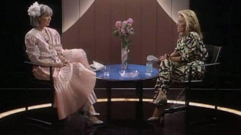 Entrevista a María Kodama en 'Muy personal' (1987)