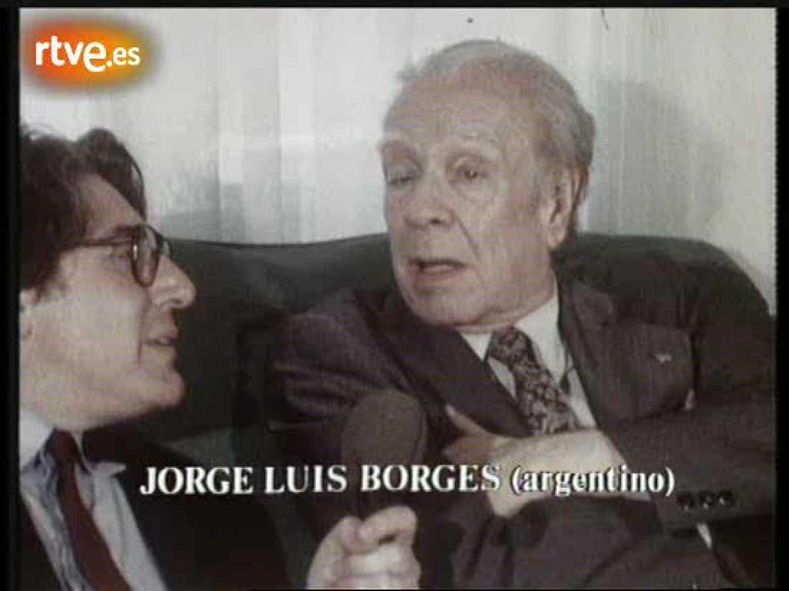 Entrevista a Borges en '300 millones' (1981)