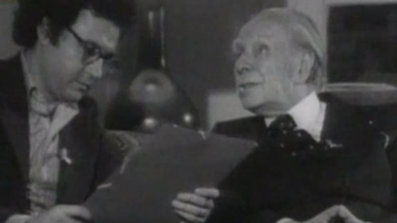 Borges en 'Encuentros con las letras' (1978)