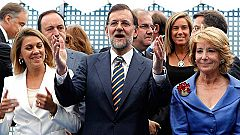 Rajoy anuncia que las CC.AA. gobernadas por el PP estarán marcadas por la austeridad