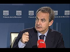 Zapatero, recuperado anímicante de los resultados electorales del 22M