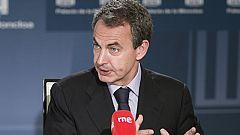 Zapatero asume en primera persona la pérdida de votos del PSOE
