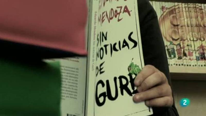 """Página 2 - Miniclub de lectura: """"Sin noticias de Gurb"""" de Eduardo Mendoza"""