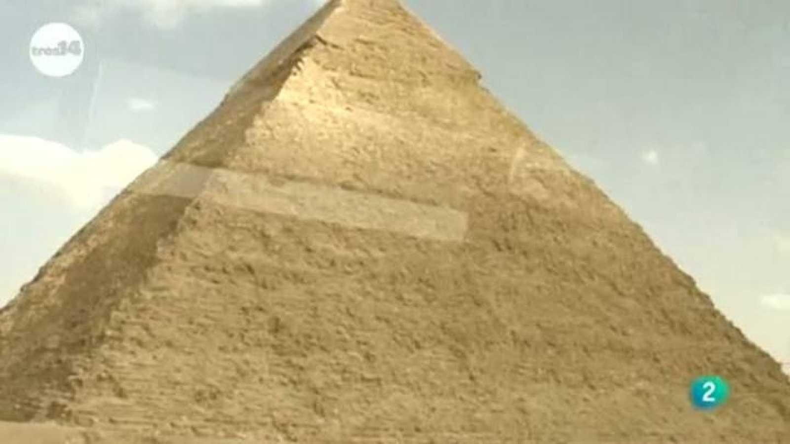 tres14 - curiosidades científicas - Las Pirámides de los hombres libres