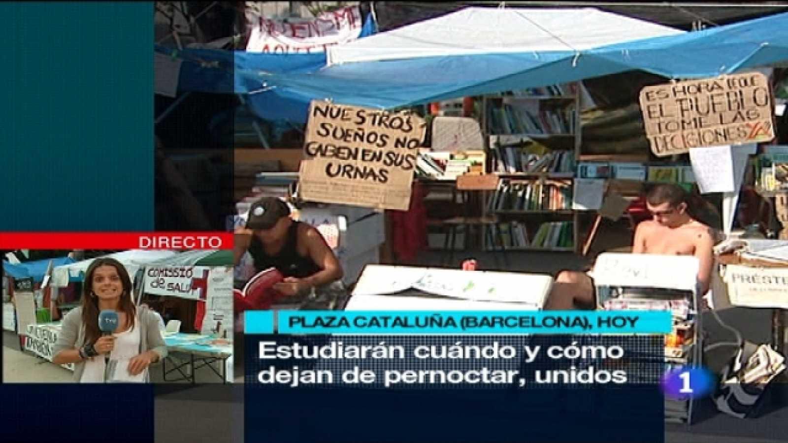 Telediario - 21 horas - 06/06/11 - Ver ahora