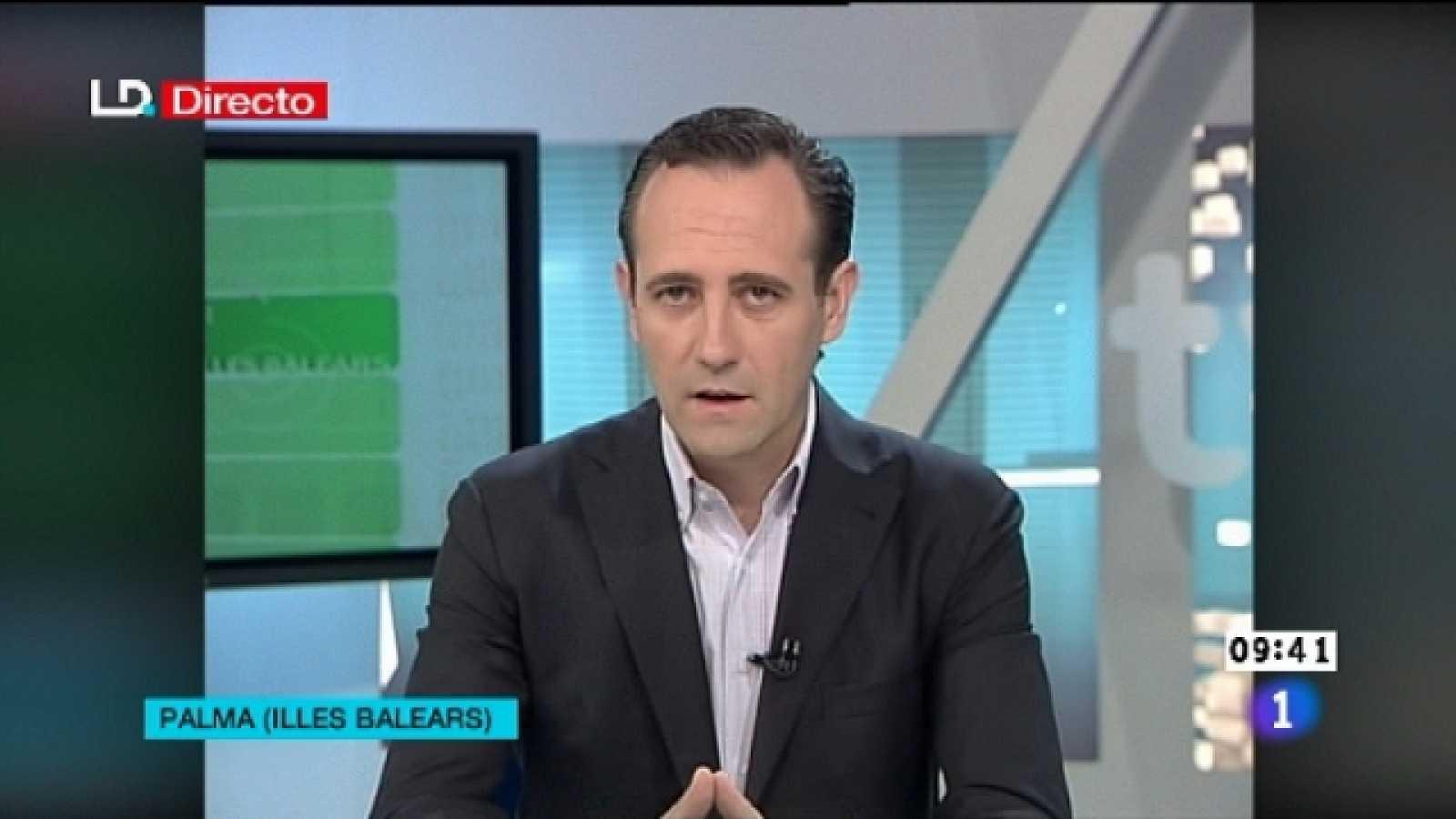 Los desayunos de TVE - José Ramón Bauzá, presidente del PP de Baleares - Ver ahora