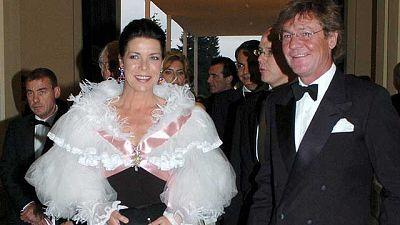 Carolina y Ernesto de Hannover
