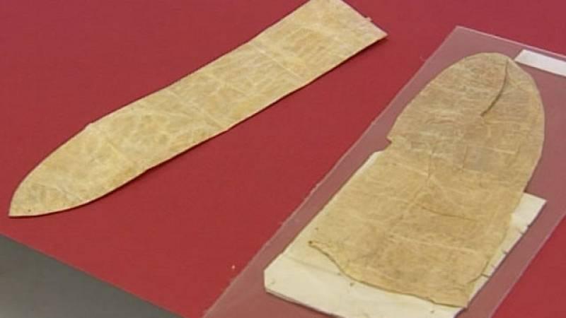 Unos preservativos de 1814