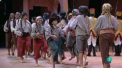 Programa de mano - Carmen, de Bizet, en Palma de Mallorca