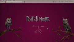 """""""Pottermore"""", nueva página web de la saga de Harry Potter"""