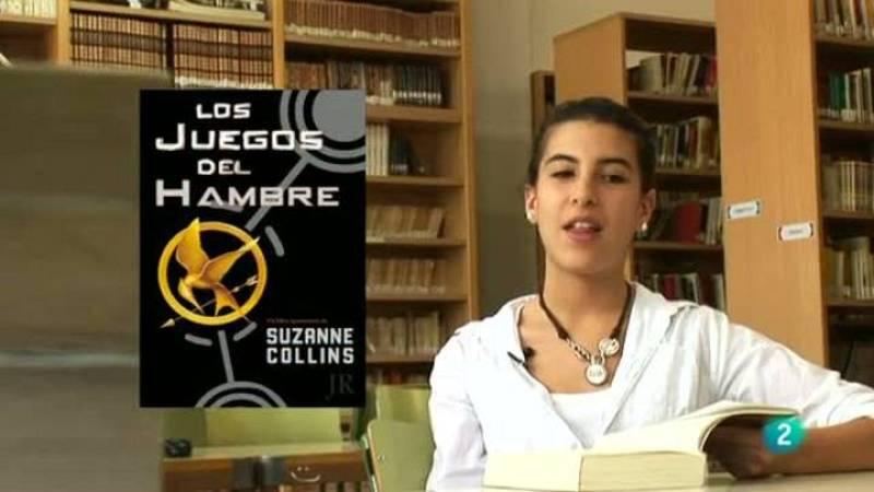 """Página 2 - Miniclub de lectura: """"Los juegos del hambre"""" de Suzanne Collins"""