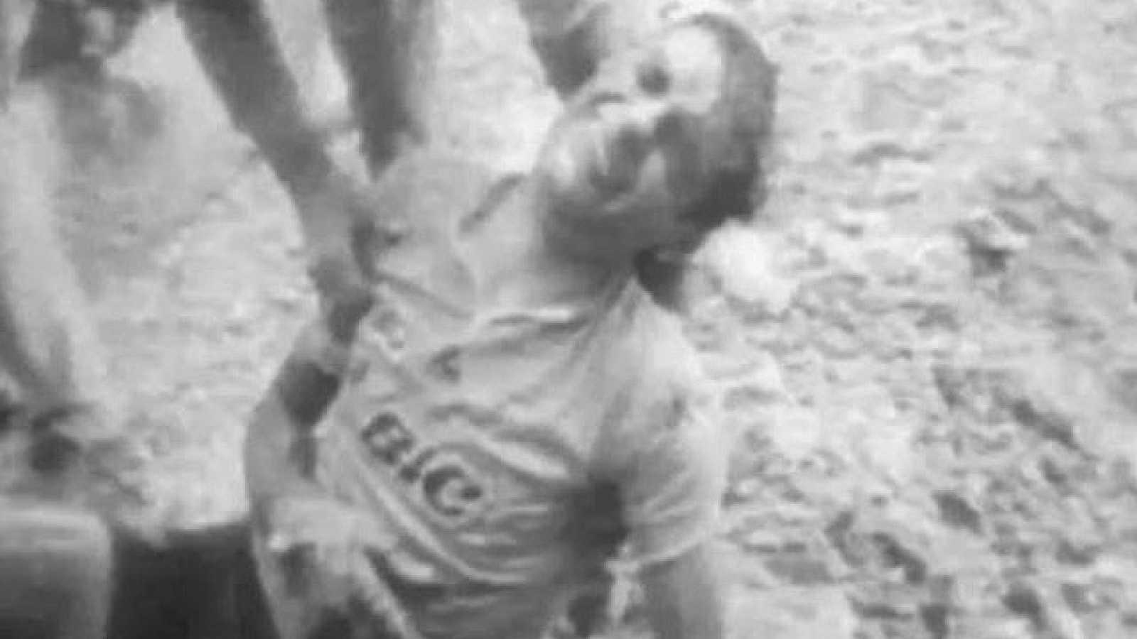 La caída de Ocaña en 1971 en el descenso del Mente acabó con las posibilidades del ciclista español, que iba líder por delante de Eddie Merckx, ganador final del Tour.
