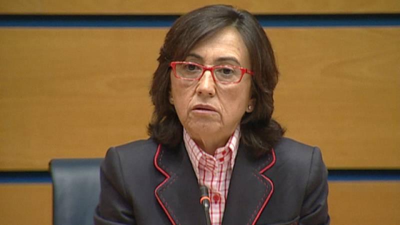 Rosa Aguilar ha presentado el proyecto de ley que regulará la cadena alimentaria