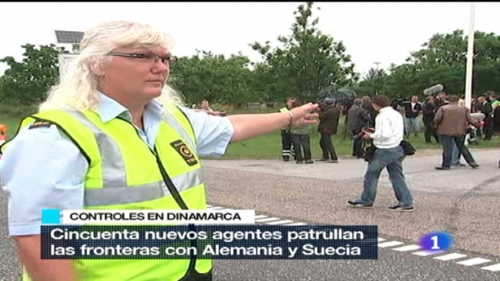 Telediario - 21 horas - 05/07/11 - Ver ahora