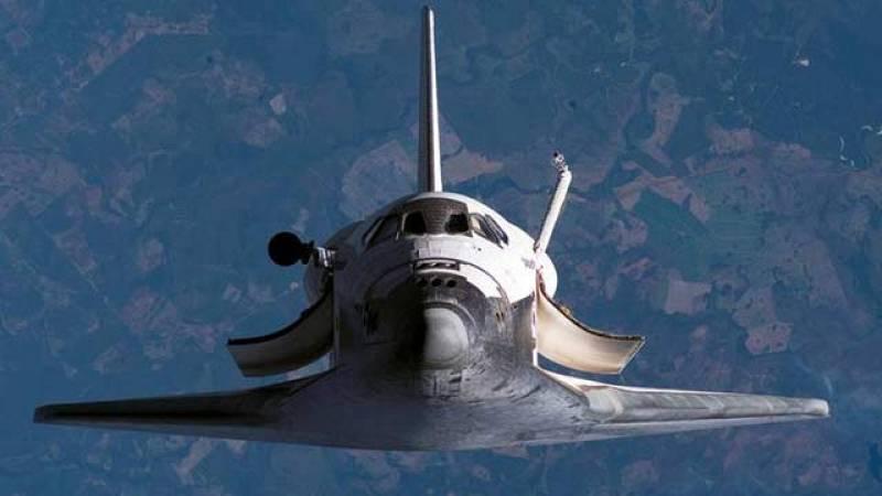 El último vuelo del Atlantis