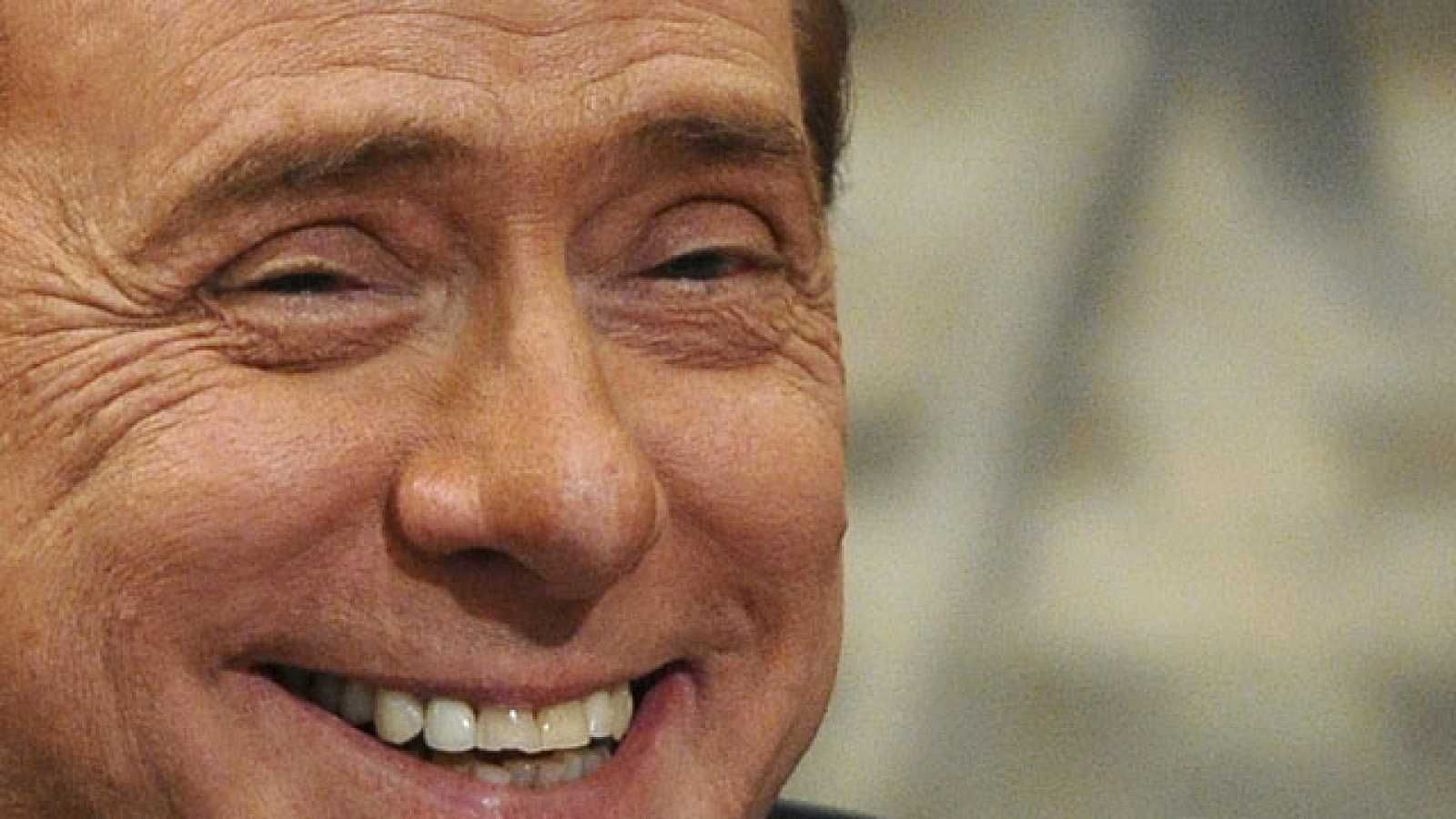 Berlusconi confirma que no se presentará a las próximas elecciones de 2013