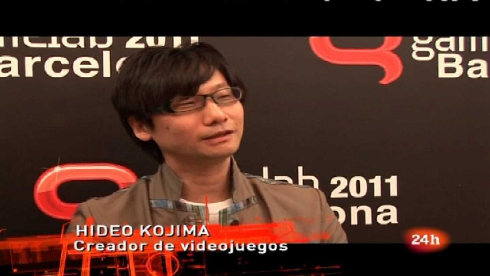 """Zoom Net -  La feria de videojuegos """"Gamelab 2011"""" en Barcelona - 09/07/11 - Ver ahora"""