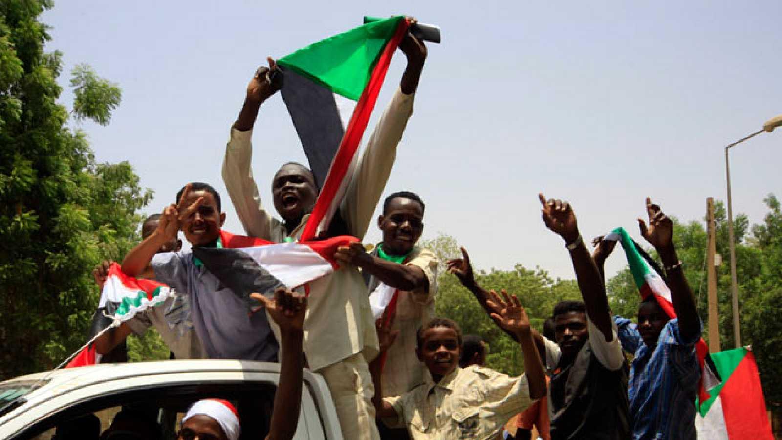 República de Sudán del Sur se convierte en el país más joven del mundo
