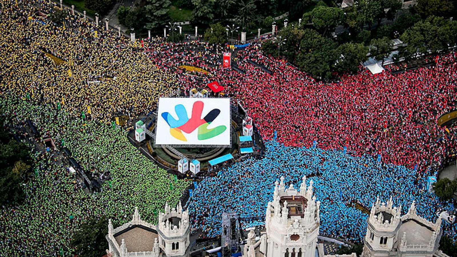 candidatura madrid juegos olimpicos 2016