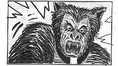 'Lobos de Arga': El storyboard