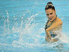 XVI Mundiales de Natación - Final de solo de natación sincronizada