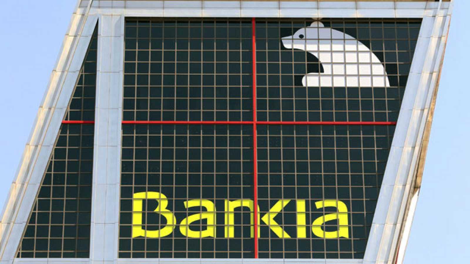 Bankia cierra su debut en Bolsa con el mismo valor
