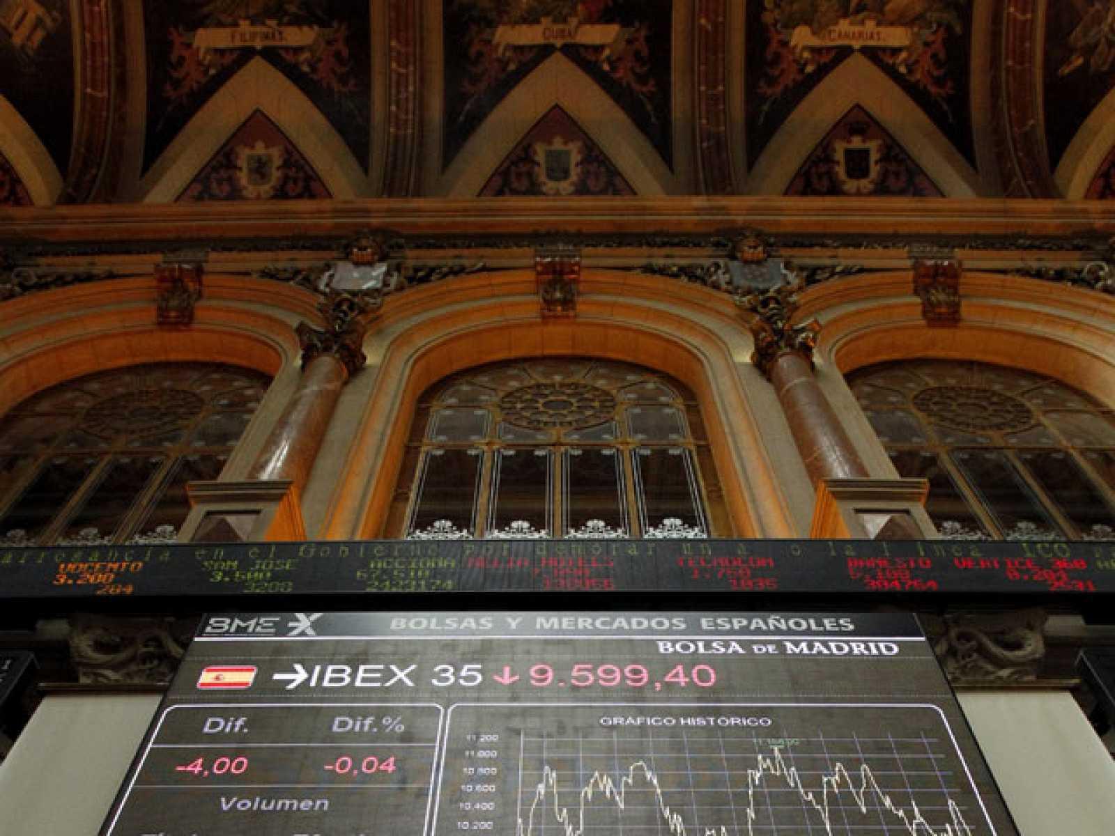 El preacuerdo del Eurogrupo sobre Grecia impulsa a las Bolsas europeas