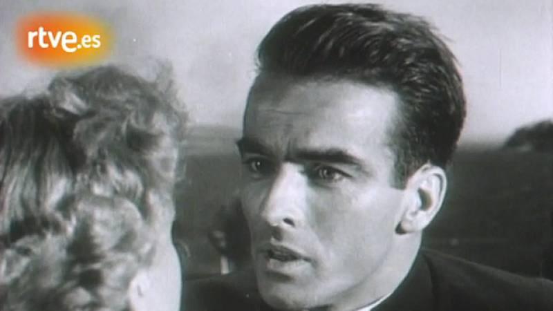 De película - Montgomery Clift