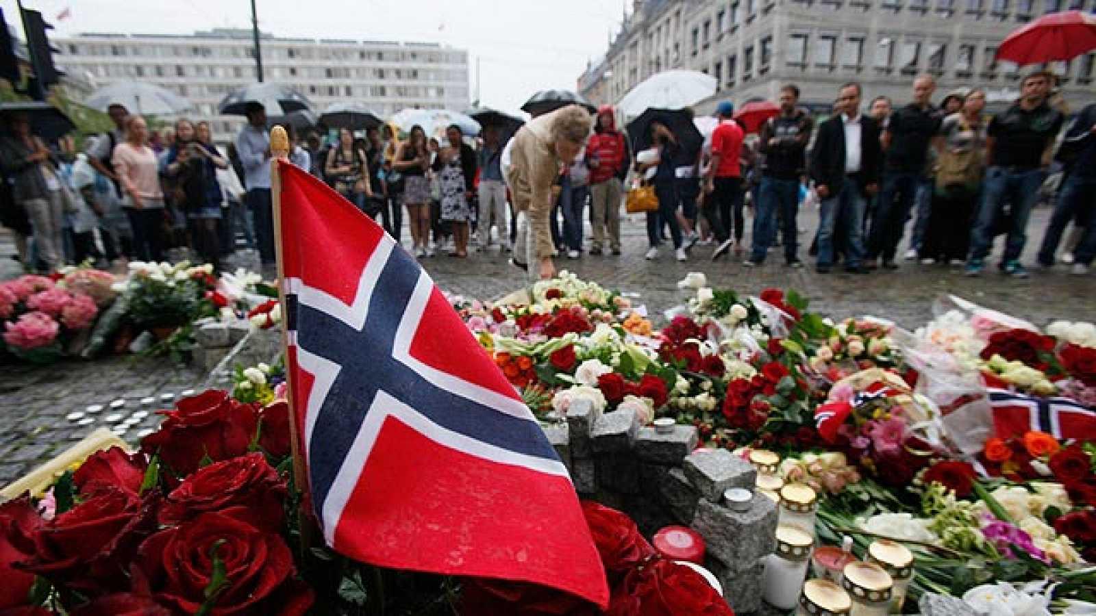 Noruega vive su peor tragedia desde la Segunda Guerra Mundial