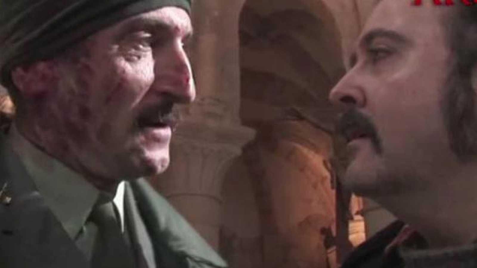 'Lobos de Arga': Los momentos más divertidos del rodaje -2