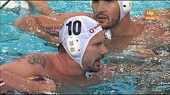 Waterpolo - Campeonato del mundo 3º y 4º puesto masculino: Hungría-Croacia - 30/07/11