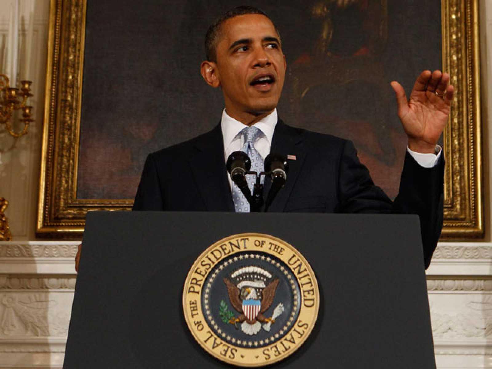 """Obama: """"No importa lo que digan las agencias, siempre seremos una economía triple A"""""""