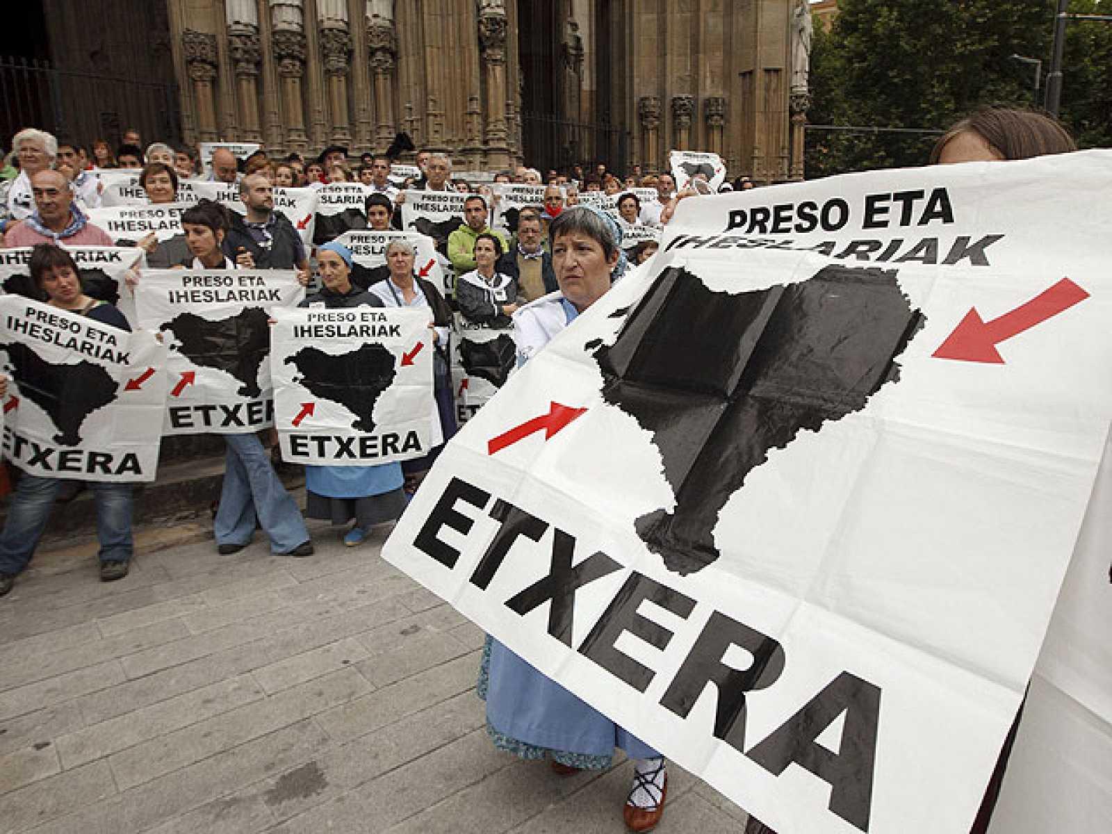 La decisión sobre el fin de ETA está en manos de los presos de la banda