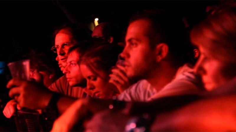 Concierto de Second en el Sonorama 2011