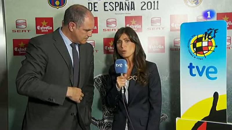 "Zubizarreta: ""Cesc viene para aquí"""
