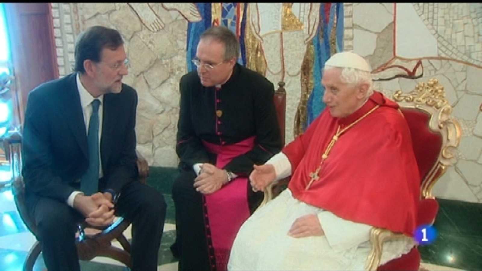 Especial informativo - Visita de S.S. el Papa Benedicto XVI - 20/08/11 - Ver ahora