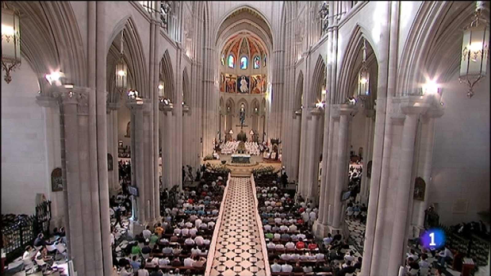 El día del señor - Especial visita S.S. el Papa Benedicto XVI - Misa desde la catedral de la Almudena - 20/08/11 - Ver ahora