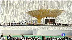 El día del señor - Especial visita S.S. el Papa Benedicto XVI - Primera parte -  21/08/11