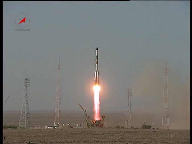 El carguero espacial ruso Progress M-12M se estrelló en Siberia tras haber sido lanzado desde el cosmódromo kazajo de Baikonur