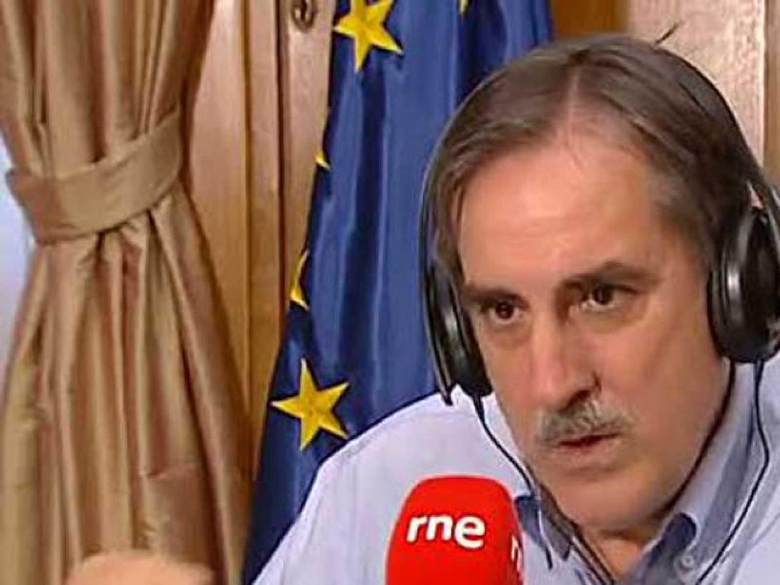 Valeriano Gómez defiende la supresión del límite de dos años a la contratación temporal