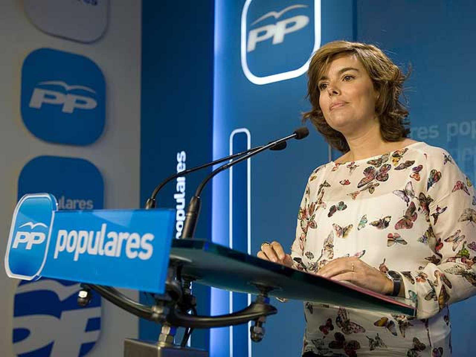 El PP se felicita del acuerdo y niega que haya negociado con Rubalcaba la reforma constitucional