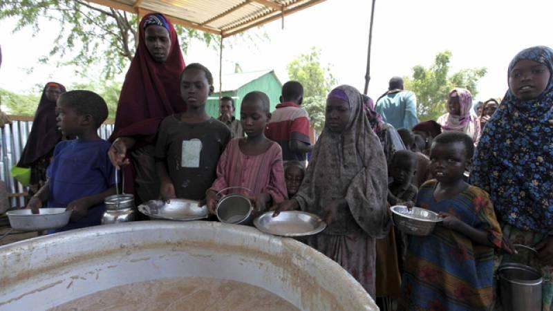 La secretaria de Estado de Cooperación apoya la lucha contra la hambruna que asola Somalia