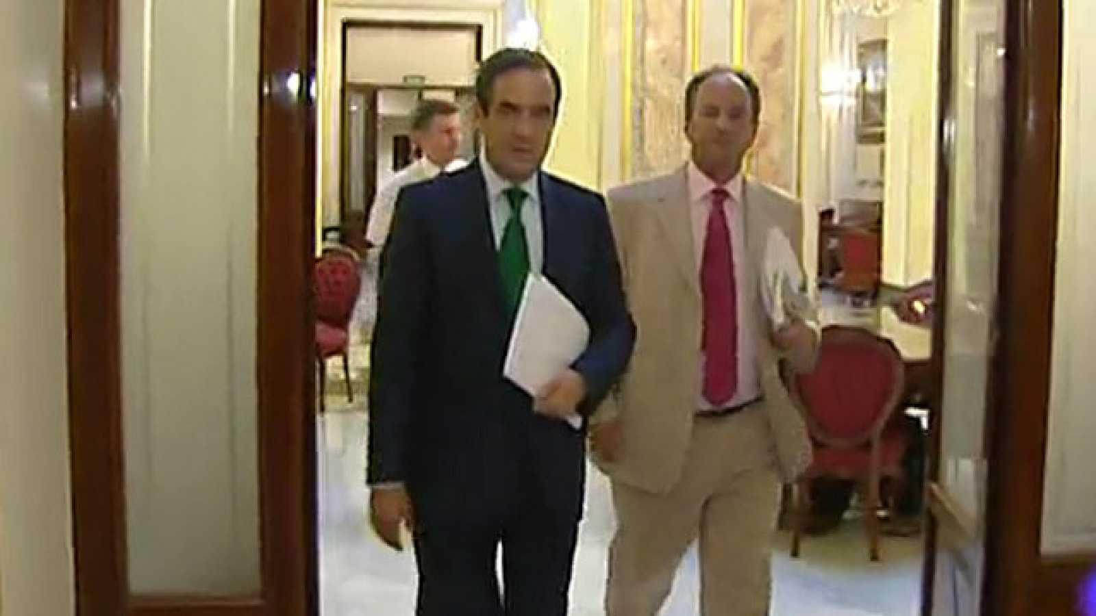 El Congreso rechaza las enmiendas de PNV y ERC sobre el derecho de autodeterminación