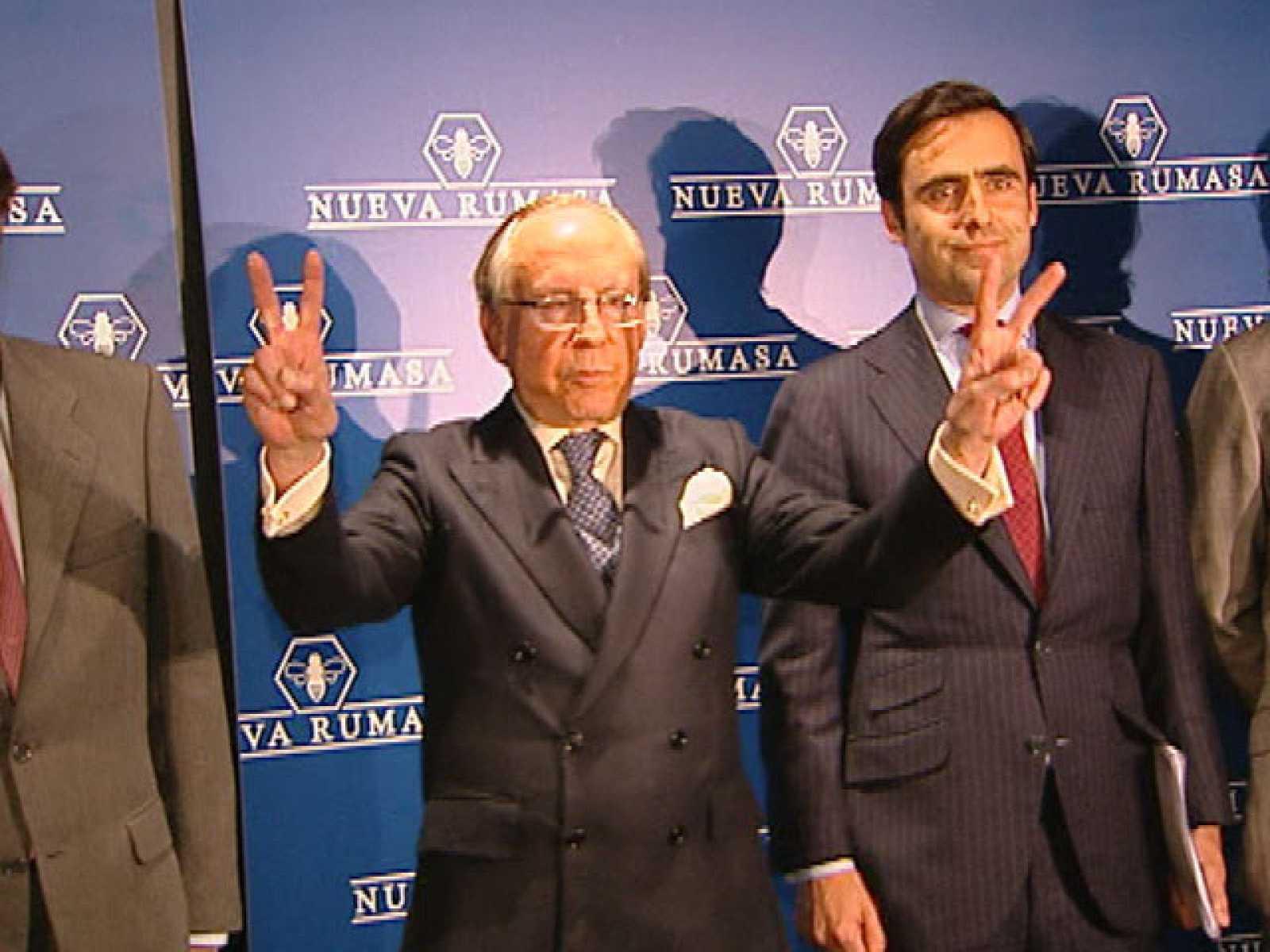 "La familia Ruiz Mateos ha vendido el grupo ""Nueva Rumasa"""