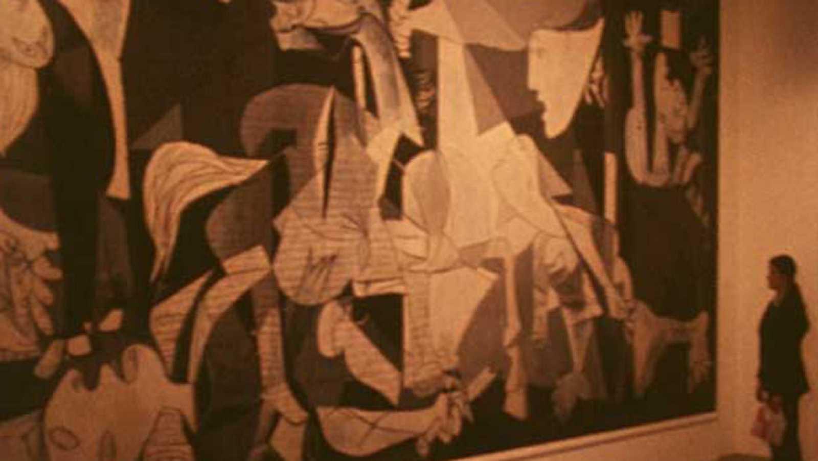 """¿Te acuerdas? - El """"Guernica"""" regresa a España"""