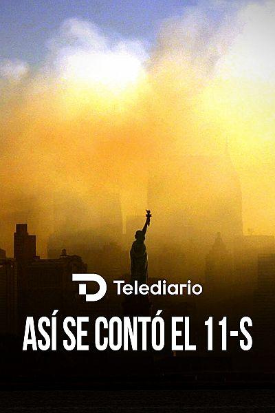 Así se contó el 11-S en TVE