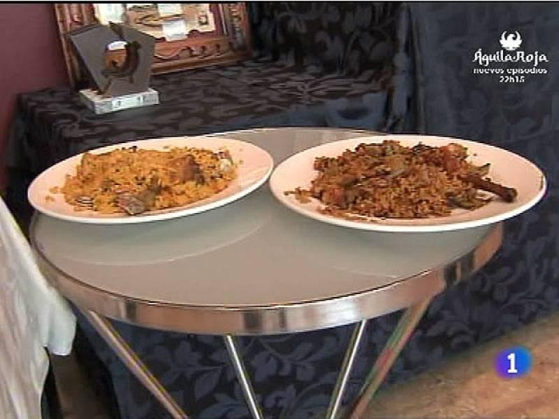 Más Gente - El reto de cocina: ¿Paella hecha por un valenciano o un francés?