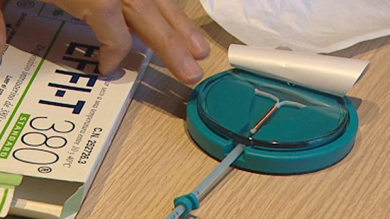 El DIU reduce a la mitad el riesgo de sufrir un cáncer de cuello de útero