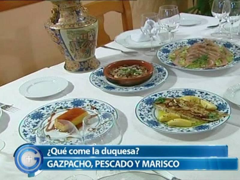 Más Gente - Más Cocina - La cocina de la Duquesa de Alba
