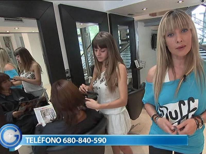 Más Gente - Más Trabajo - Trabajo en un centro de peluquería y belleza